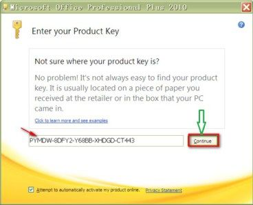 how to find your product key for microsoft office 365