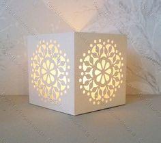 Photo of Tea Light Box 13 – Monicas Creative Room