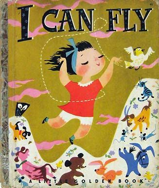 Little Golden Book illustrated by Mary Blair