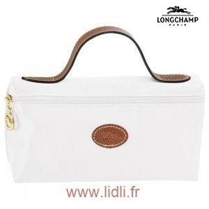 Sacs Longchamps Trousse De Toilette Blanc Pas Cher 2016 ...