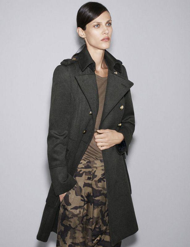 Zara inaugura el otoño - Tendencias - Moda Otoño Invierno 2012 - Tendencias, glamour y celebrities - ELLE.ES#################