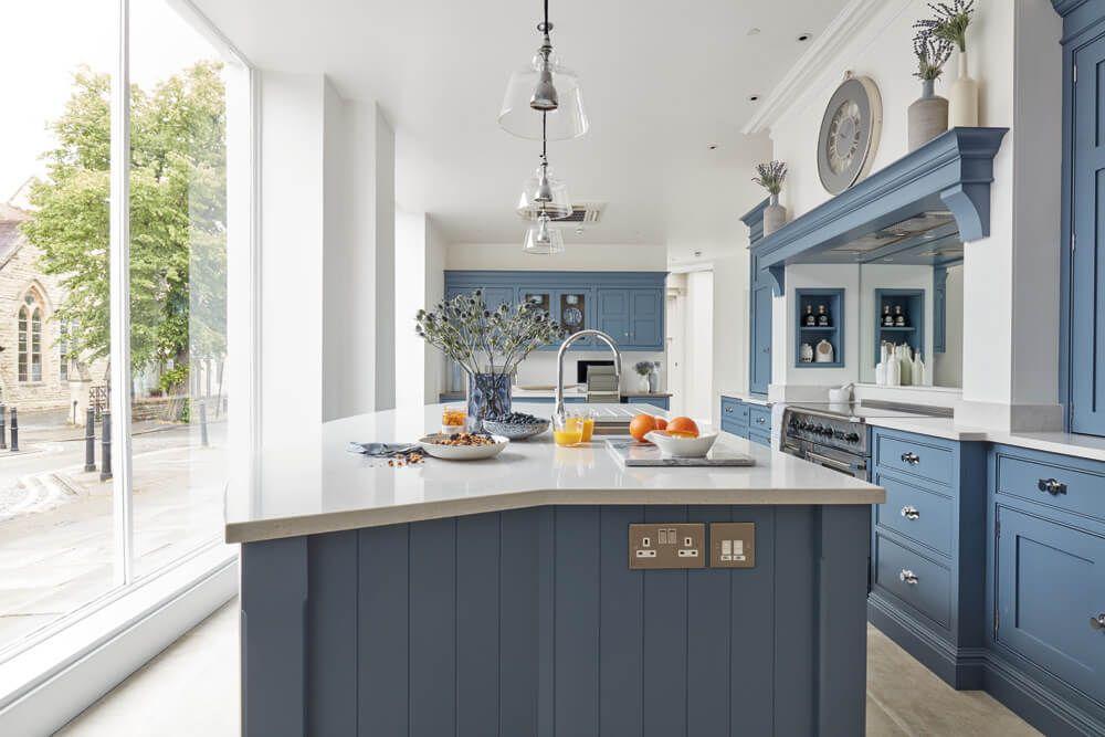 blue kitchen design kitchen design blue kitchen designs blue kitchens on kitchen decor blue id=64356