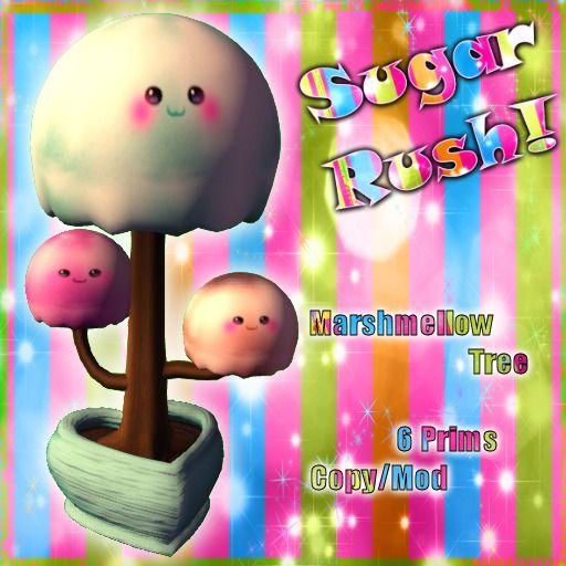 ! SR - Marshmellow Tree