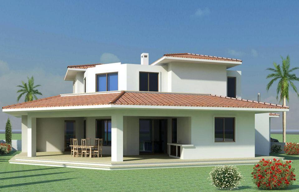 Mediterranean Modern Homes Exterior Designs 5 Jpg 960 618