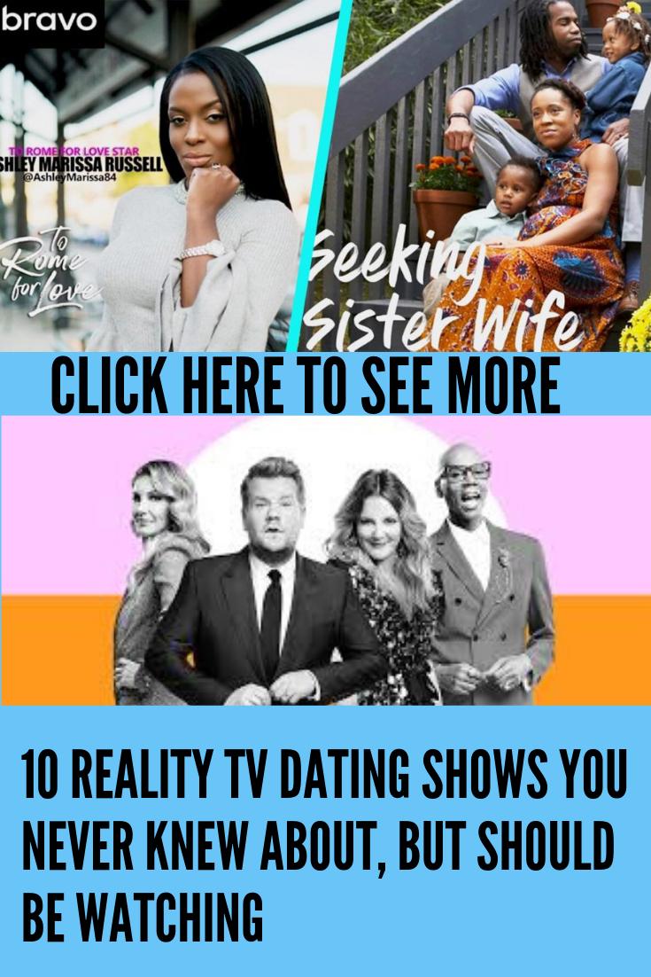Wat zijn enkele goede Reality dating shows lustige dating sprüche