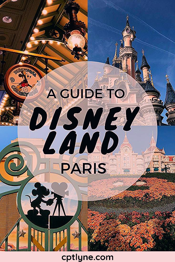 Photo of A Guide To DisneyLand Paris – Lyne Goes Around
