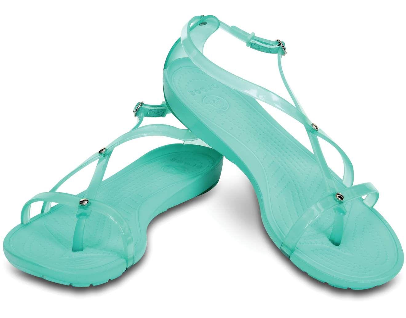 4b8103182063 CROCS Womens Really Sexi - dámske sandále zelené. Really Sexi Sandal