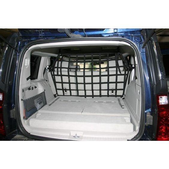 2006 2010 Jeep Commander Behind 2nd Row Seats Rear Barrier Divider Net Commande