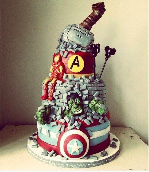 34 movie inspired cakes all film fans will appreciate - Film para cocinar ...