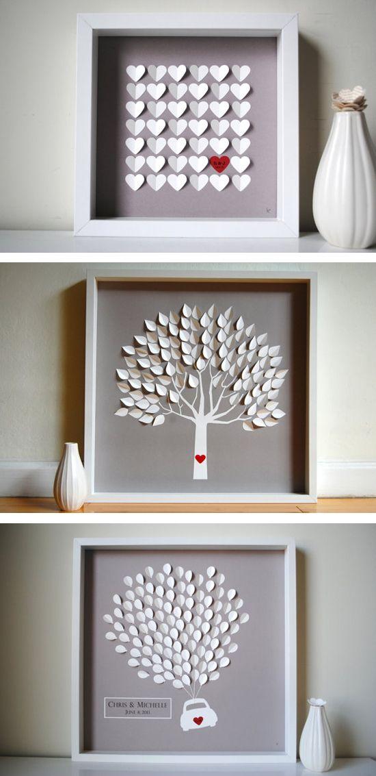 g stebuch geschenke selber machen g stebuch hochzeit geschenk hochzeit und hochzeitserinnerung. Black Bedroom Furniture Sets. Home Design Ideas
