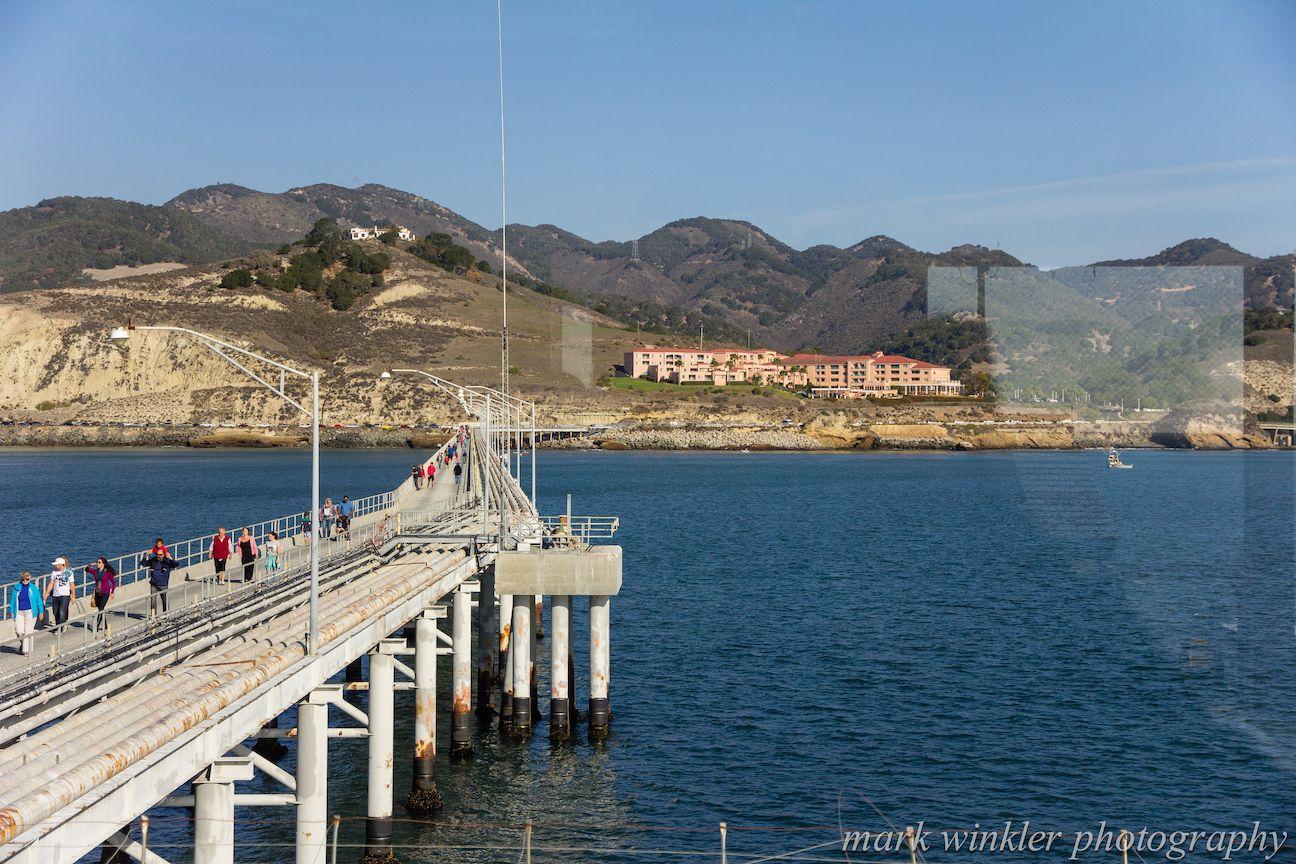 Cal Poly Pier, Avila Beach, CA