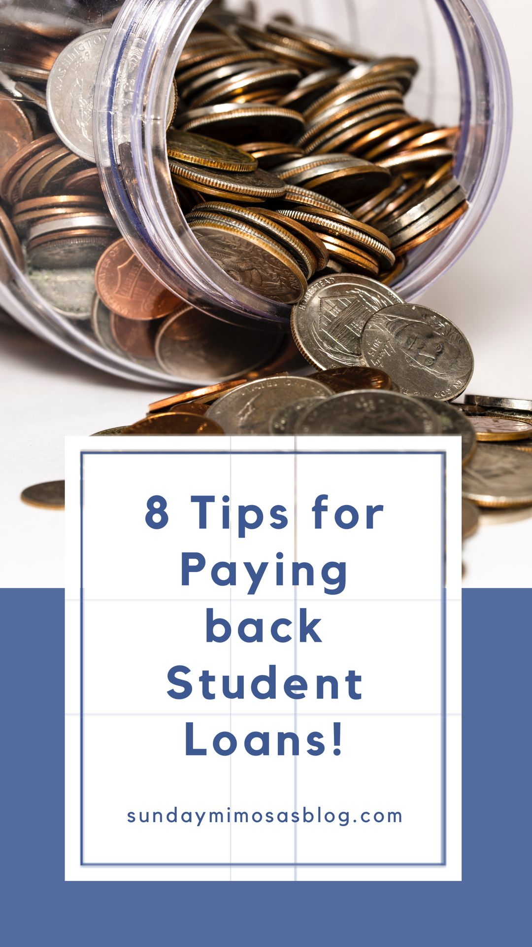 8 tips for paying back your student loans paying back