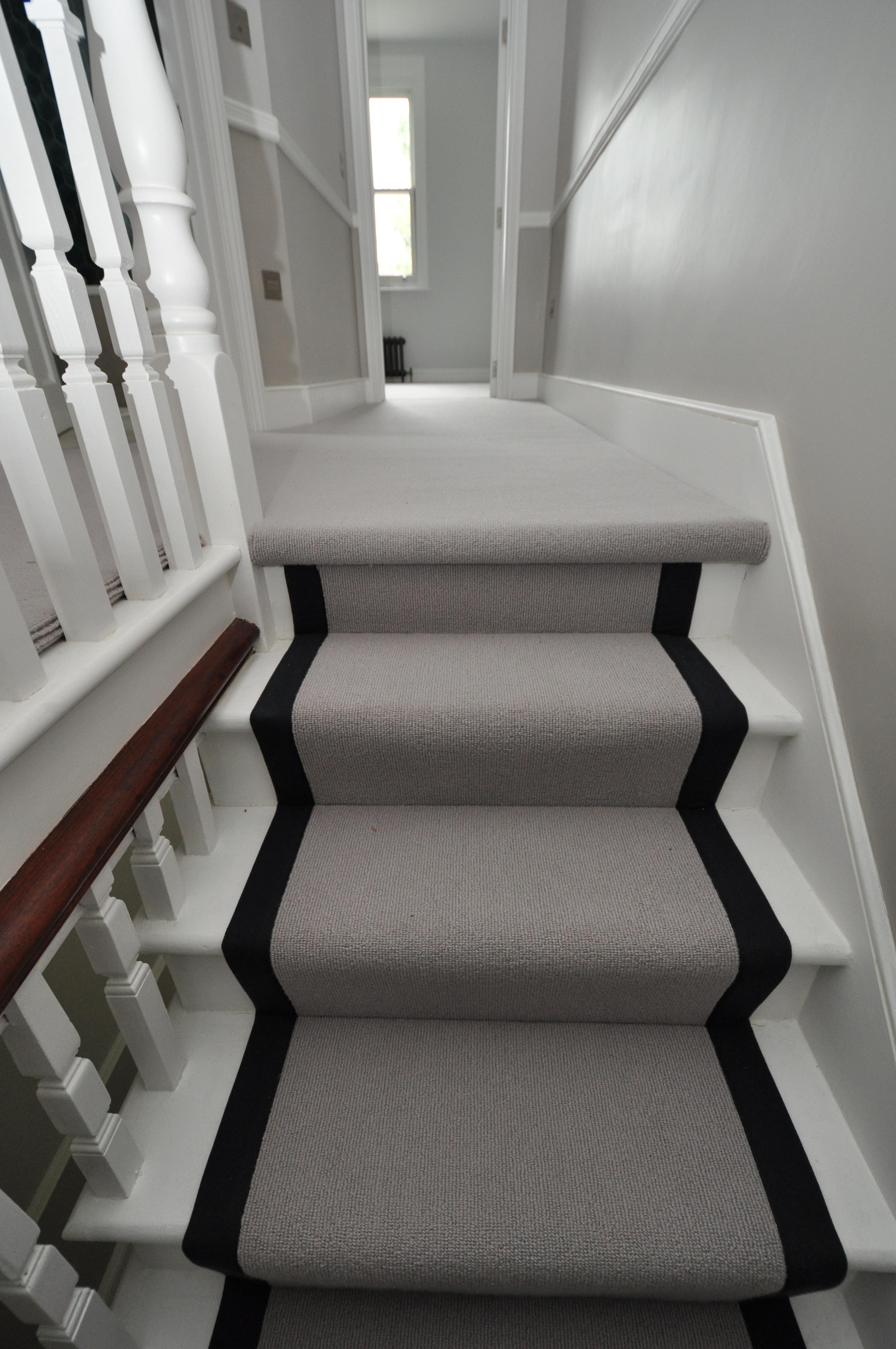 4041 wool stair runners bowloom wool carpet fitted stair