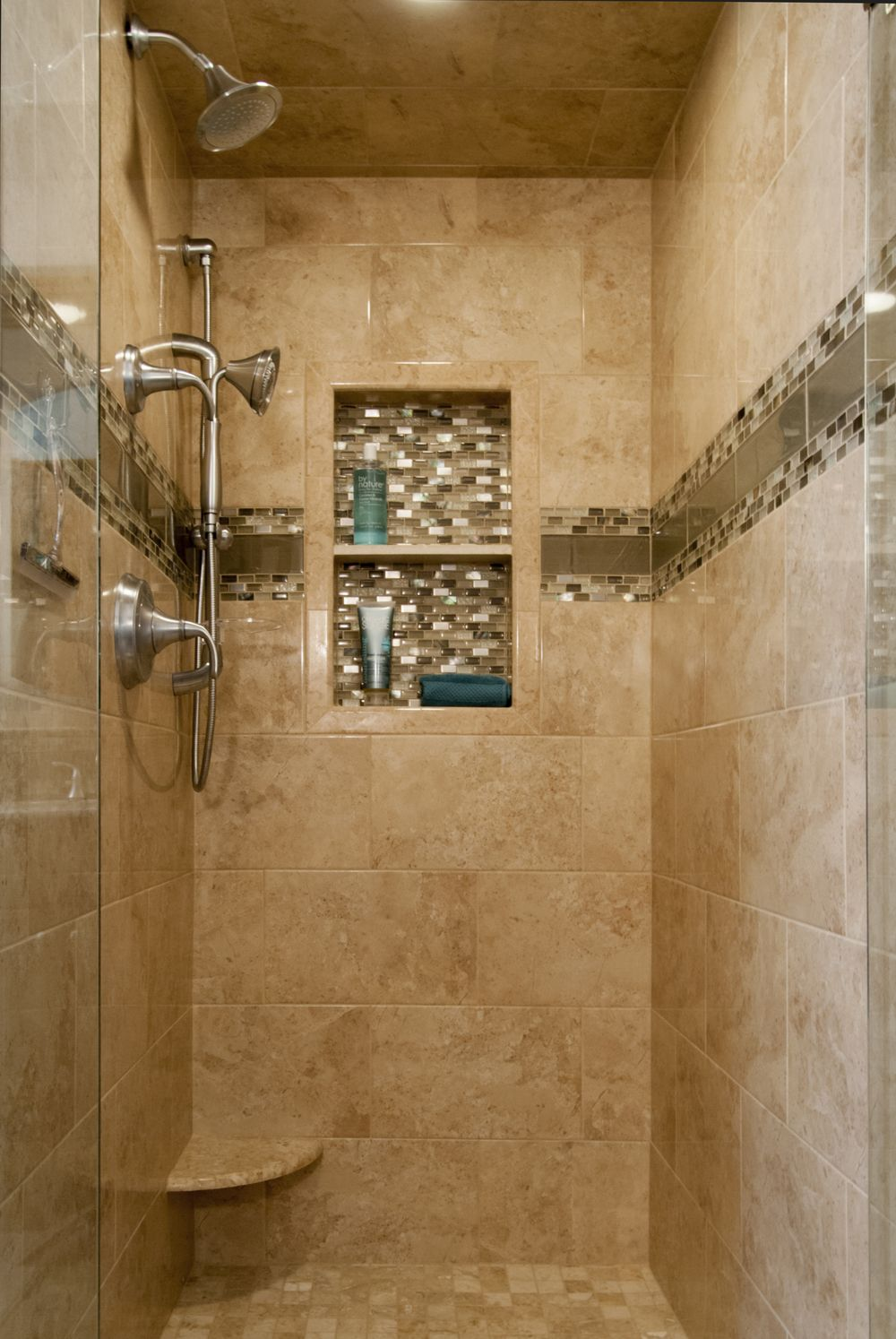 Recessed Shower Niches | Pinterest | Shower niche, Future house and ...