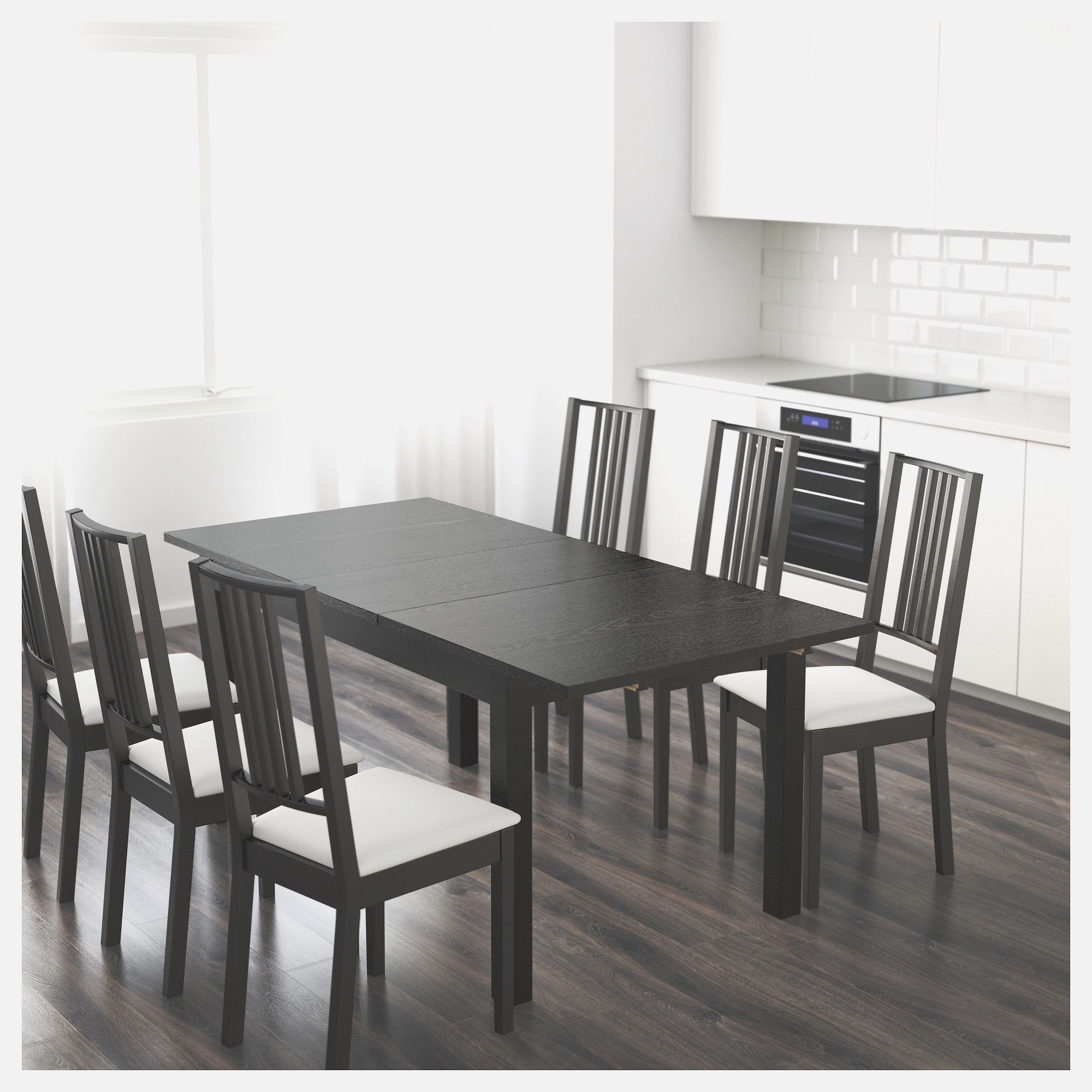 Ikea Kitchen Tables And Chairs Dining Table Gl 2