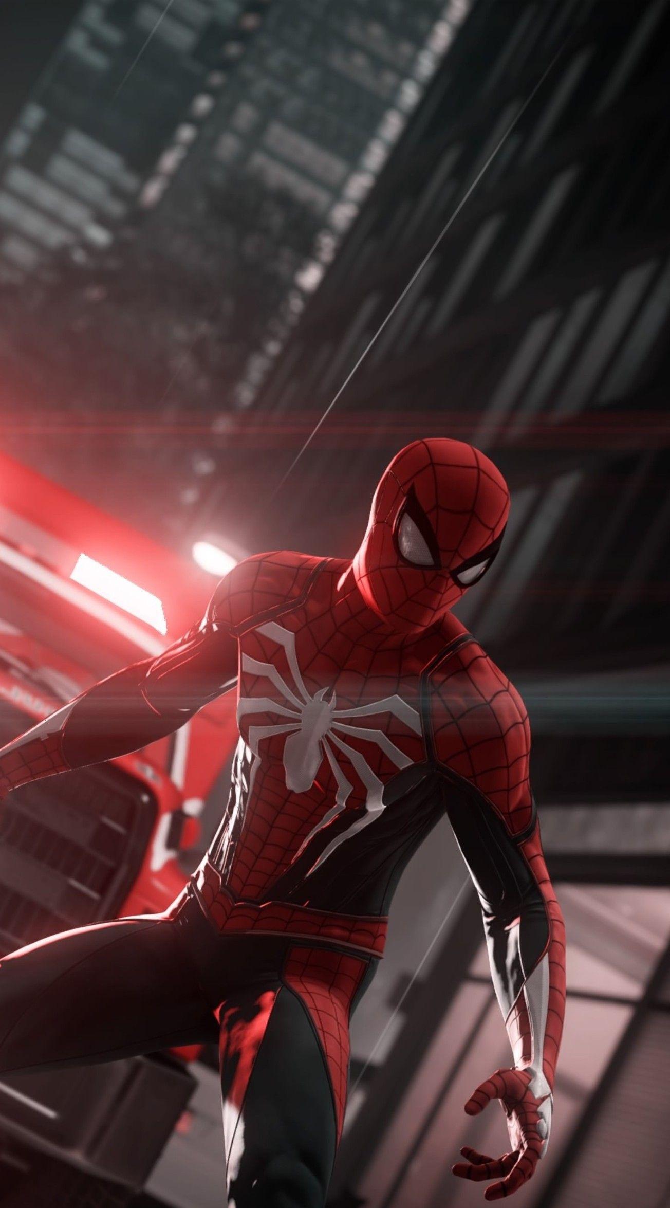 Spider Man Ps4 Spiderman Ps4 Magnificos Spiderman Personajes