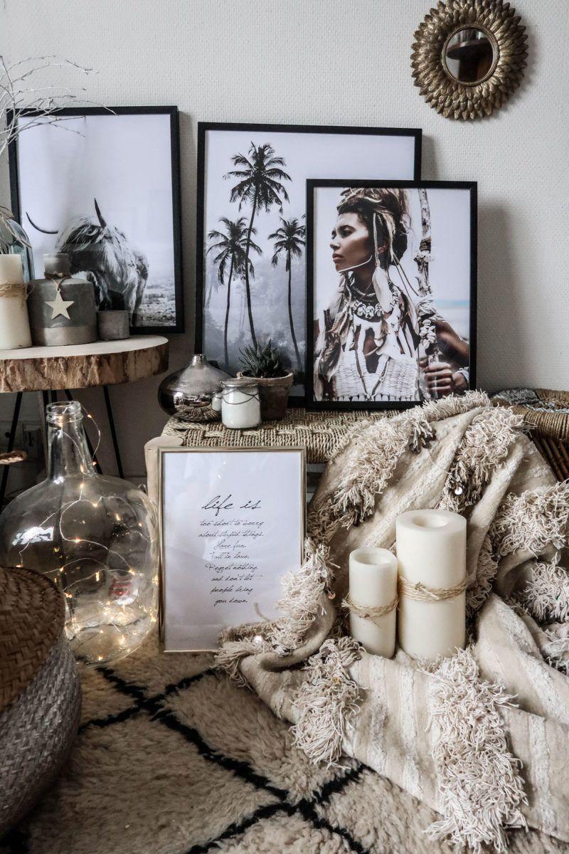 Deco Chambre Ethnique Chic desenio - marieandmood - blog mode et lifestyle | décoration