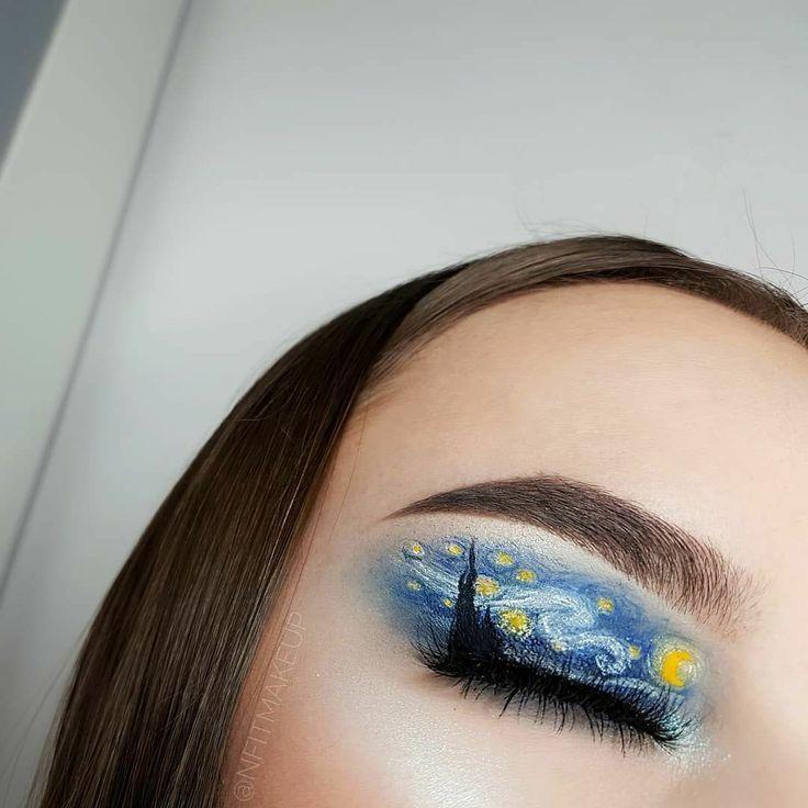 Photo of BeautyBrainsBlush – Maquillaje de la noche estrellada Imágenes efectivas que hacemos sobre …