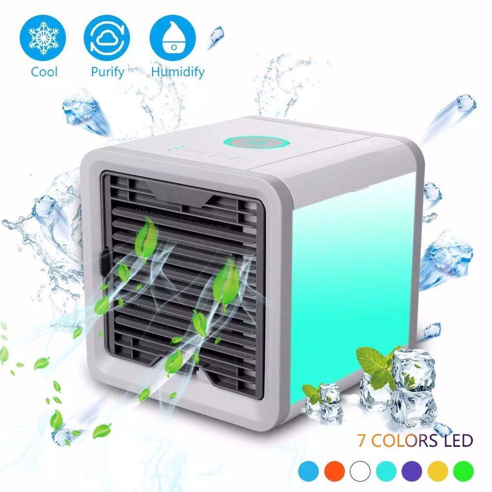 Mini Usb Air Conditioner For Home Evaporative Air Cooler Fan