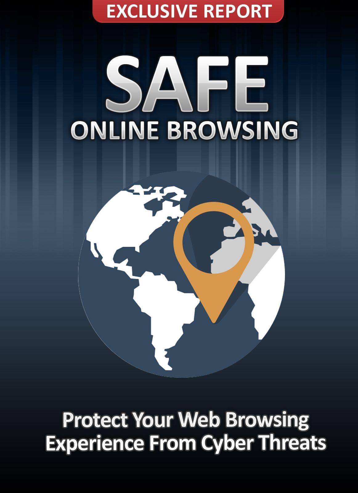 Safe Online Browsing . Cyber threat, Free blog, Online