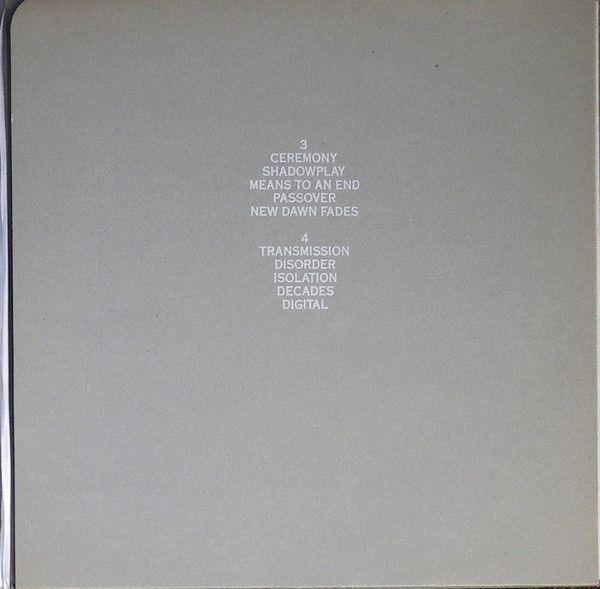 Joy Division Still Buy 2xlp Album Ltd Re Clo At Discogs