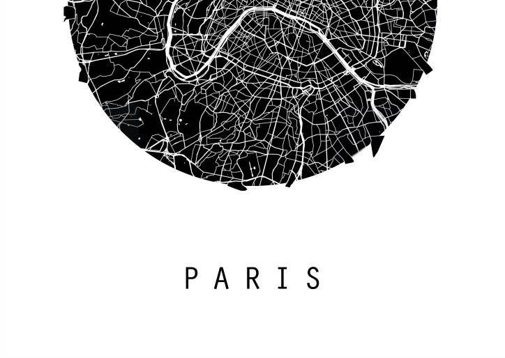 Map Of Italy Black And White.Paris Map Italy Map Europe Map Black And White Map Minimalistic