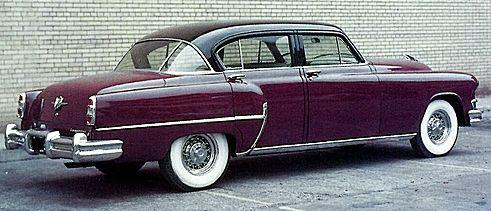 1953 chrysler car image | AMERICAN WORKHORSE | Pinterest ...