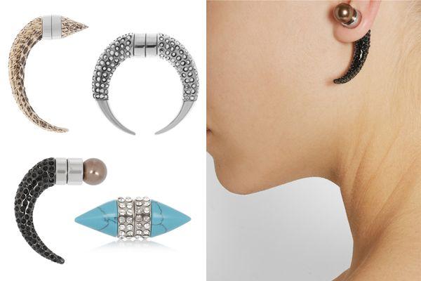 Givenchy Mono Earring