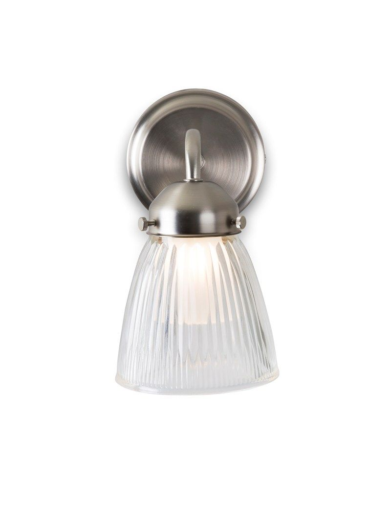 Vintage bathroom wall lights - The Vintage Appeal Of The Pimlico Bathroom Wall Light Will Suit A Range Of Bathrooms And Cloakrooms