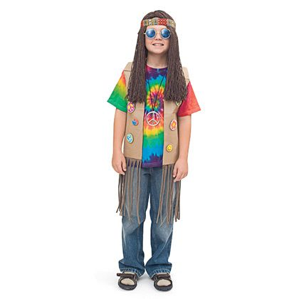 Diy kids hippie costume purim costumes  homemade halloween family also ideas disguises rh co pinterest
