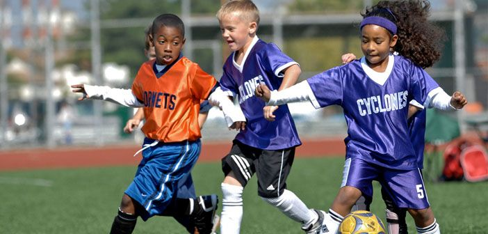 Physical exercise helps children with ADHD pay attention