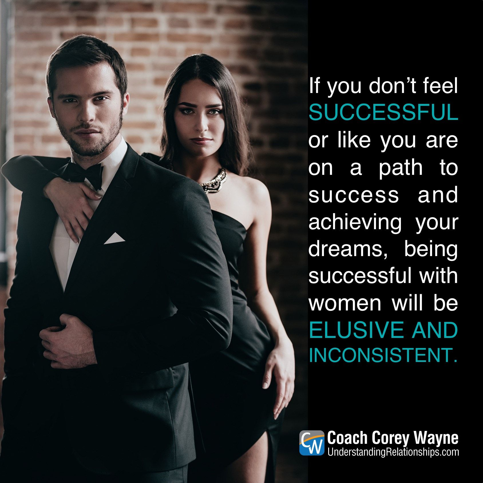 Being successful with women