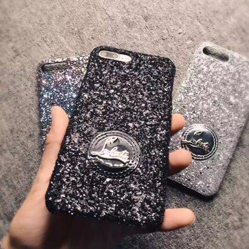 reputable site 288df 1e4ca Bling Christian Louboutin iPhone 7 Case Purple   Best iPhone 7 Case ...