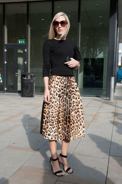 5756c581f How To Wear Leopard This Fall | NEW ON GLITTER GUIDE | Fashion ...