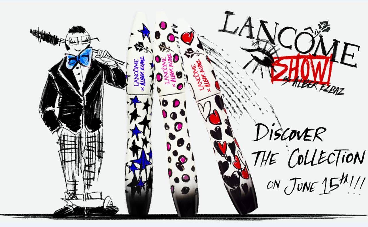 276a28a71a3 alber elbaz illustrations - Google otsing Lanvin, Makeup Collection,  Animated Gif, Lancome,