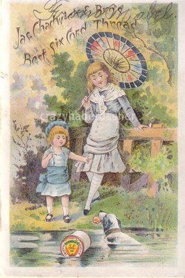 crazyhaberdasher: A Little Look at Sewing Trade Cards