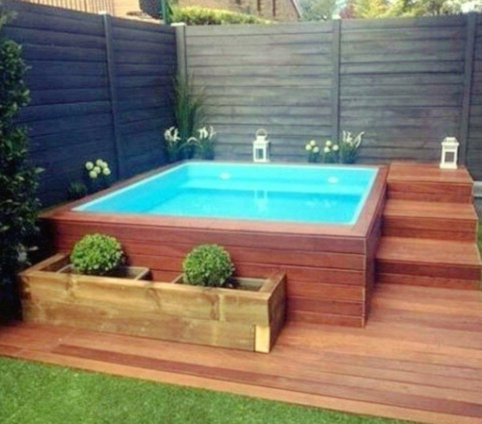 30 Holzdeck Design Ideen F R Den Pool Pool Poolideen Schwimmbad Ideen Landscape Poollandscapingideas In 2020 Wooden Deck Designs Small Pool Design Pool Designs