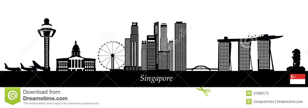 singapore skyline city asia towers swimming pool 41968170 singapore skyline city asia towers swimming pool 41968170jpg 1300