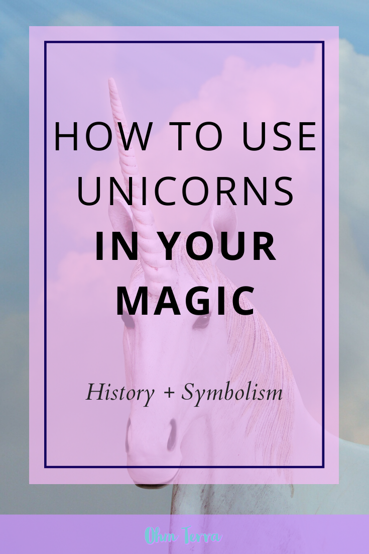 How to Use Unicorns in Your Magic #magiccircle