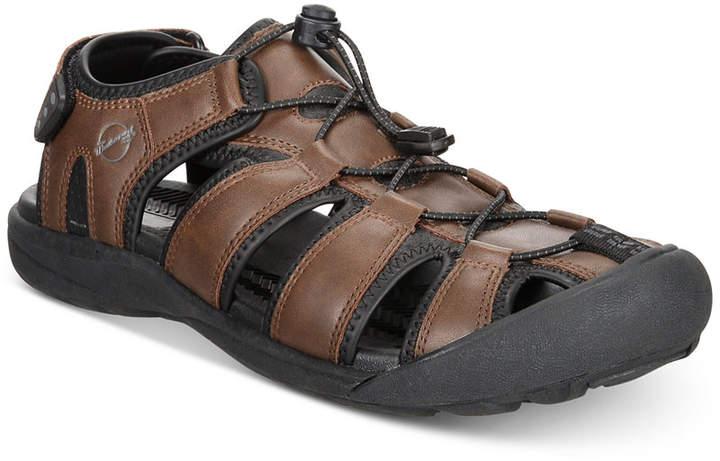 141b84d0e Weatherproof Vintage Men s Tampa Closed-Toe Sandals Men s Shoes