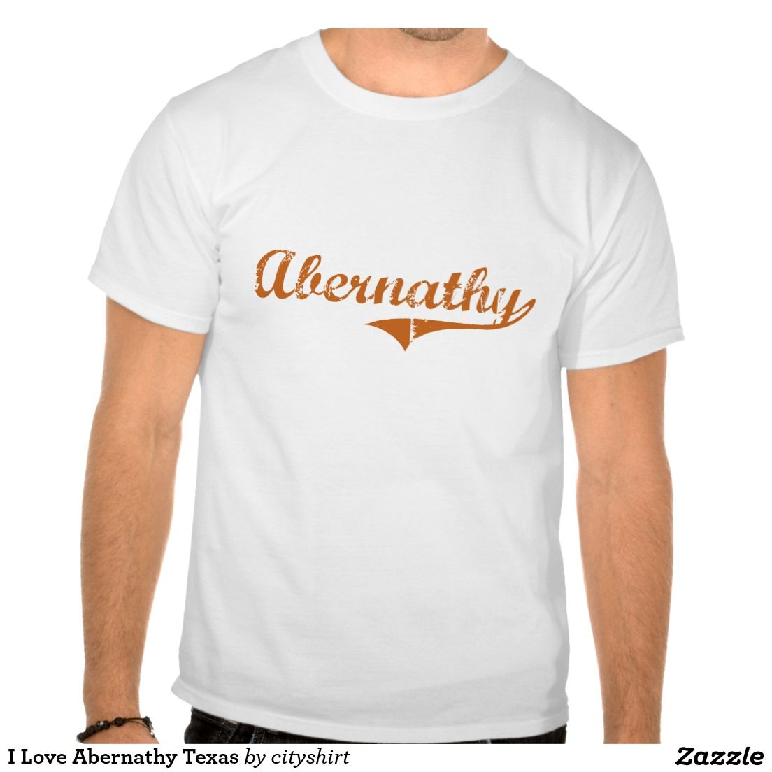 Photo of I Love Abernathy Texas T-Shirt | Zazzle.com – places I would love to visit