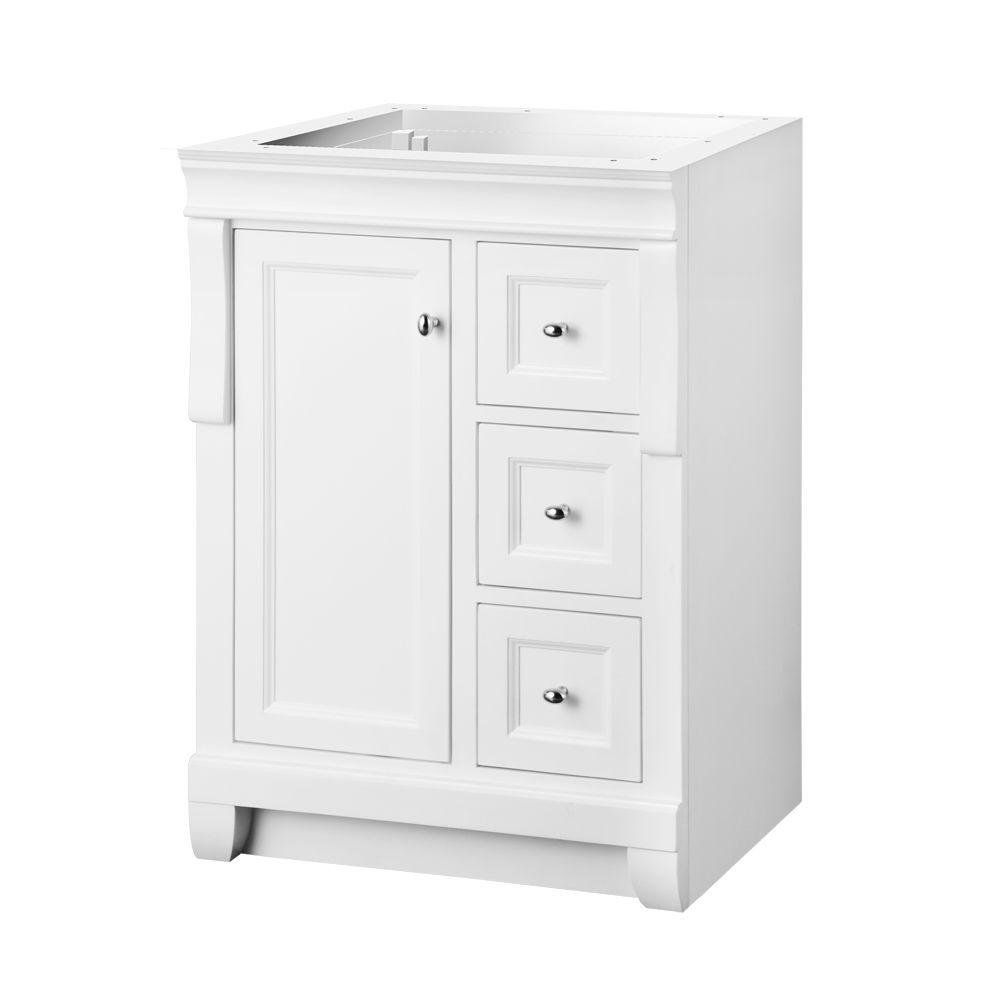 Foremost Nawa2418d Naples 24 W X 18 D X 34 H Vanity Cabinet