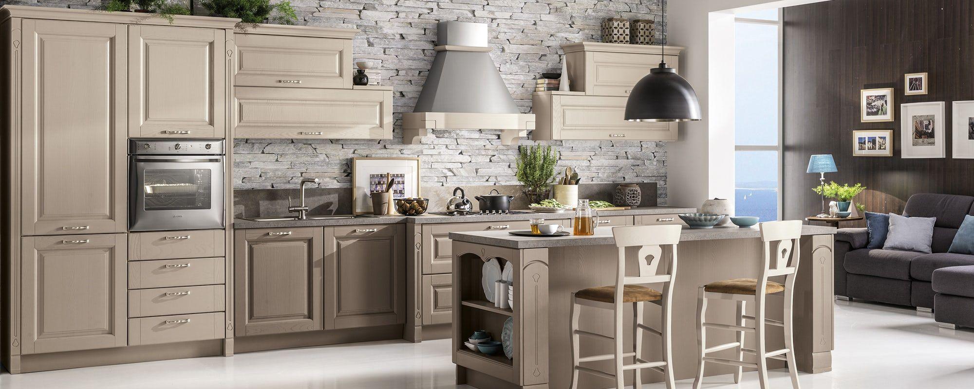 cucine classiche stosa - modello cucina bolgheri 06 ...