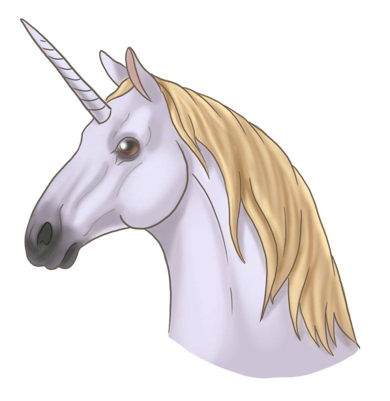 A real unicorn emoji! Believe you can send a completely private message and images via The Plume App - yours free in the App Store: http://apple.co/1ODavRo