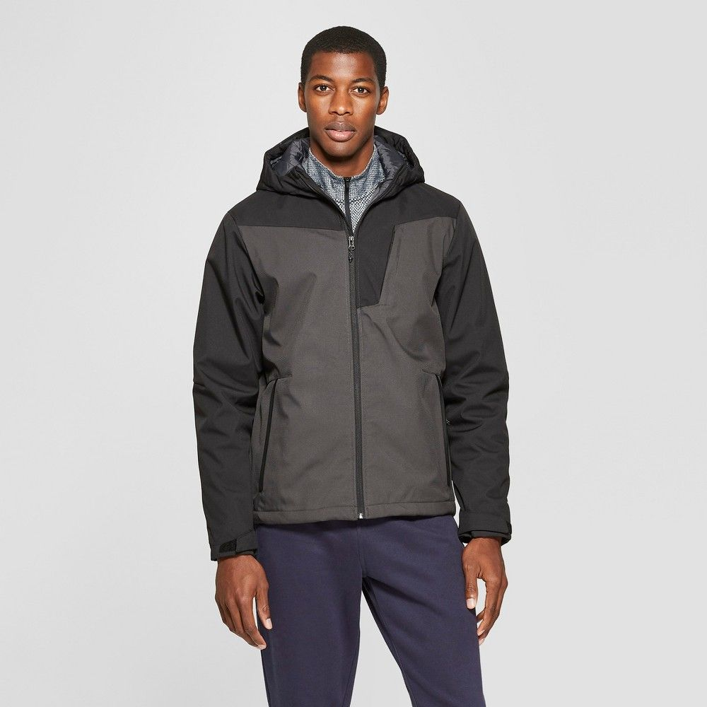 The Men's Insulated Softshell Jacket from C9 Champion is