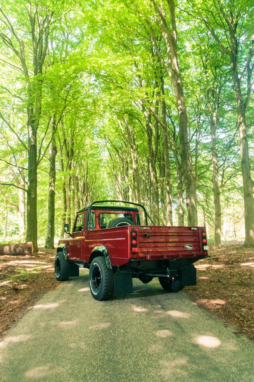 Tophat Restored Defender 110 Hcpu Land Rover Defender Land