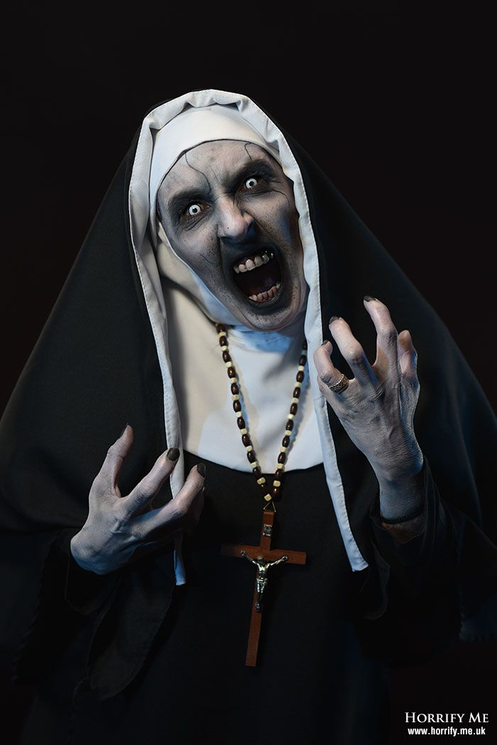 Nun Rage Valek The Nun The Conjouring Ghost Story Horrify Me