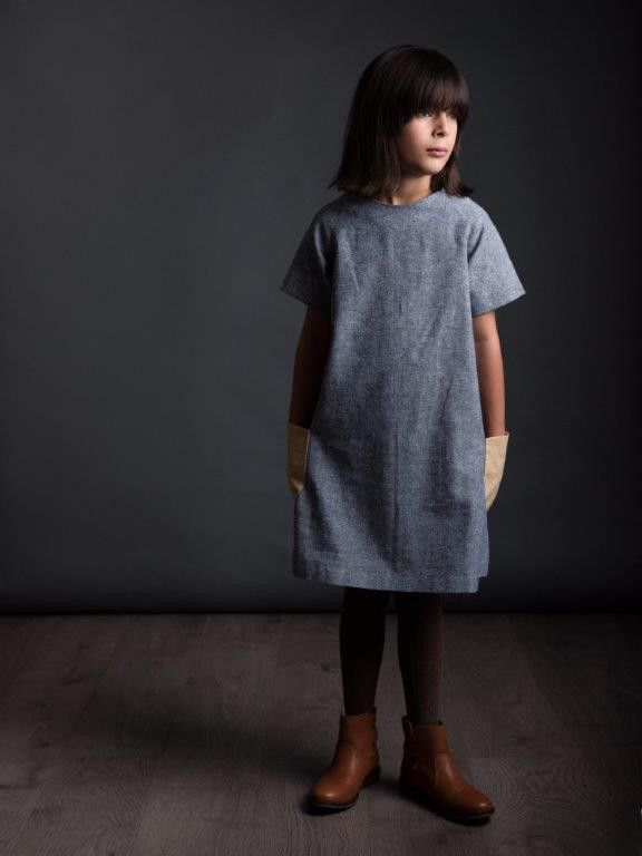 THE AVID SEAMSTRESS • The Raglan Dress (Girls) | Pinterest ...