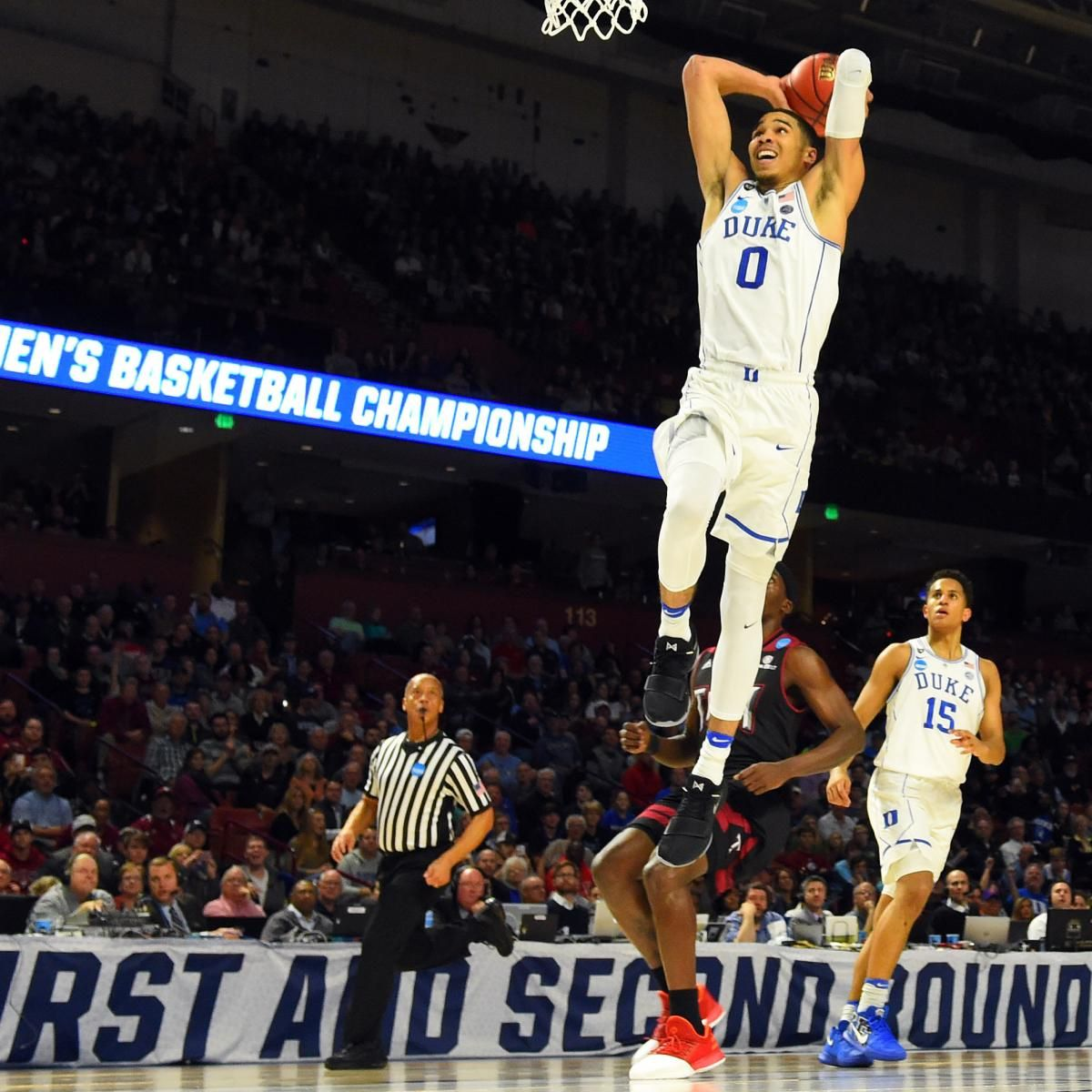 low priced 2bbc5 dccc9 2017 NBA Mock Draft  Final 2-Round Predictions - Bleacher Report