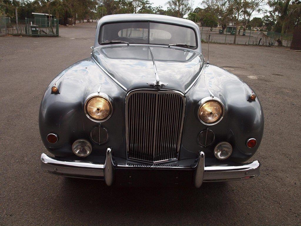1954 JAGUAR MK VII | Jaguar, Unique cars, Antique cars